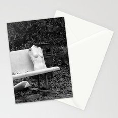 Mannequin Stationery Cards