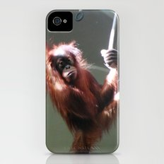 Monkey Slim Case iPhone (4, 4s)