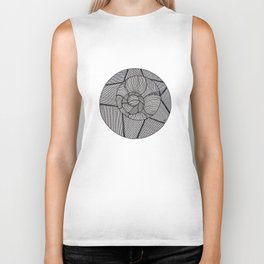 Everything is Connected Biker Tank