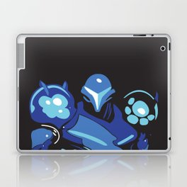 Dark Samus Simplified Laptop & iPad Skin
