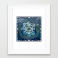 celtic Framed Art Prints featuring Celtic Dream by MSheehan