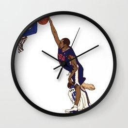 Vince Carter Olympic Dunk Wall Clock
