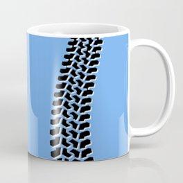 Heart Series Love One Tire Track Coffee Mug