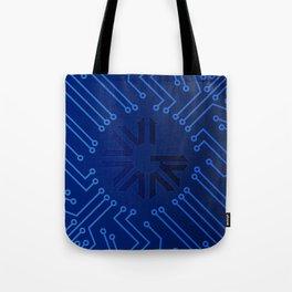 Pre-ICO Design of the week 5 Tote Bag