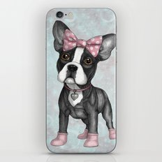 Sweet Frenchie iPhone & iPod Skin