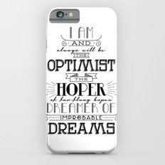 Doctor Who - Optimist iPhone 6s Slim Case