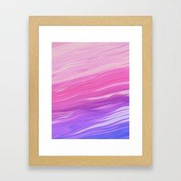 Izzy Randy Framed Art Print