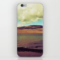 the national iPhone & iPod Skins featuring National Forest by Christel Sayegh