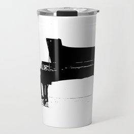 Piano Passion Travel Mug