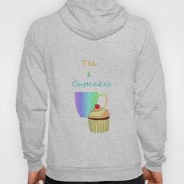 Tea Break And Cupcakes Hoody