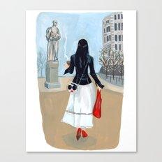 Mornigside Styles Canvas Print