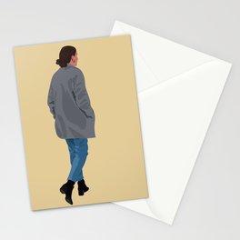 Lisbon Girl Stationery Cards