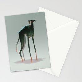 Demon Dog Stationery Cards