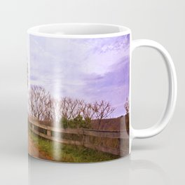 Tree By the Overlook Coffee Mug