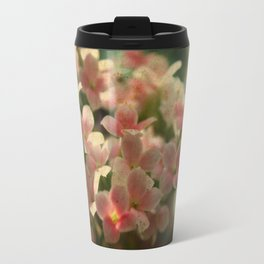 Cute Flowers Travel Mug
