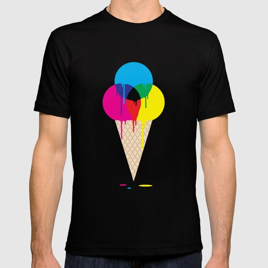 CMYKream T-shirt