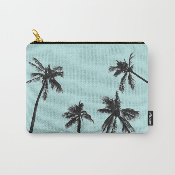 Palm trees 5 Carry-All Pouch