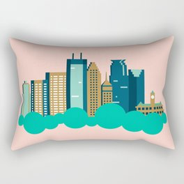 Minneapolis Rectangular Pillow