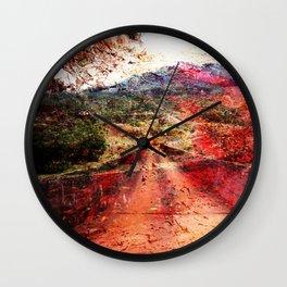 Lane Wall Clock