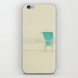 waiting for a gift from the sea ... iPhone Skin