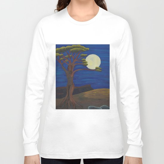 Gaia and Luna Ver. 2.0 Long Sleeve T-shirt