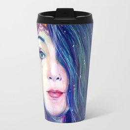 Our Lady of The Deep Travel Mug