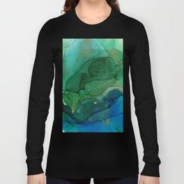 Ocean gold Long Sleeve T-shirt