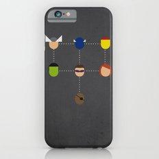 The advengers Capsules iPhone 6s Slim Case
