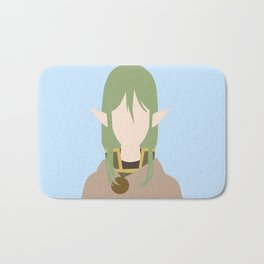 Riveria Ljos Alf (Is It Wrong to Try to Pick Up Girls in a Dungeon?) Bath Mat