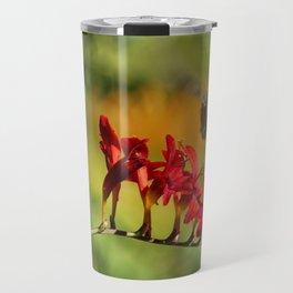 Hummingbird Materializing Travel Mug
