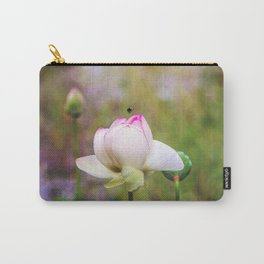 Lotus Life Carry-All Pouch