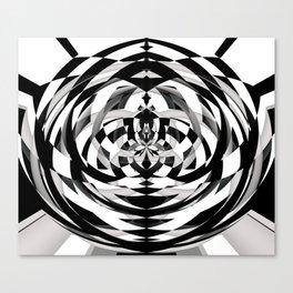Unwind Spiral Canvas Print