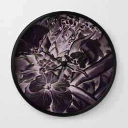 Erysimum Wall Clock