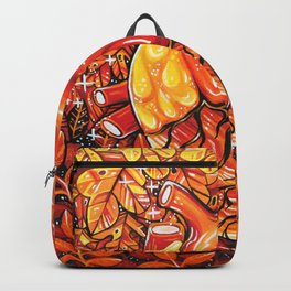 Where the Heart Belongs - Autumn Backpack