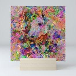 Sagittarius Zodiac Art Mini Art Print