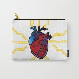 My Heart Carry-All Pouch