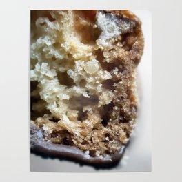 Salted caramel chocolate biscotti Poster