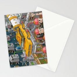 Chop Shop Stationery Cards