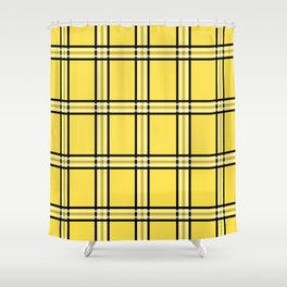 ugh. as if. Shower Curtain