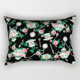 Time for tea 2 Rectangular Pillow