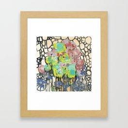 Arranged Murder  Framed Art Print