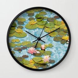 Poetry #society6 #buyart #decor Wall Clock