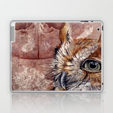 Human Owl Laptop & iPad Skin