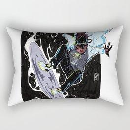 Statik Shock Rectangular Pillow