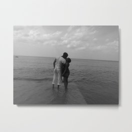 Powerful Love Metal Print
