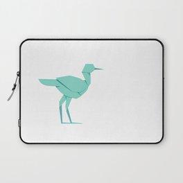 Origami Stork Laptop Sleeve