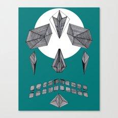 Supraorbital II Canvas Print