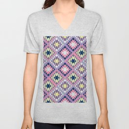 Aztec 3 Cold Unisex V-Neck