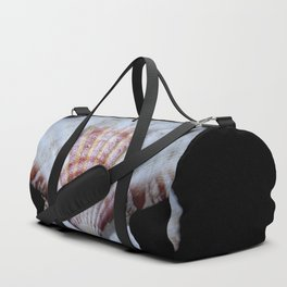 Scallop Shell sea shell Duffle Bag