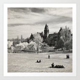 Tolpa's Park Art Print